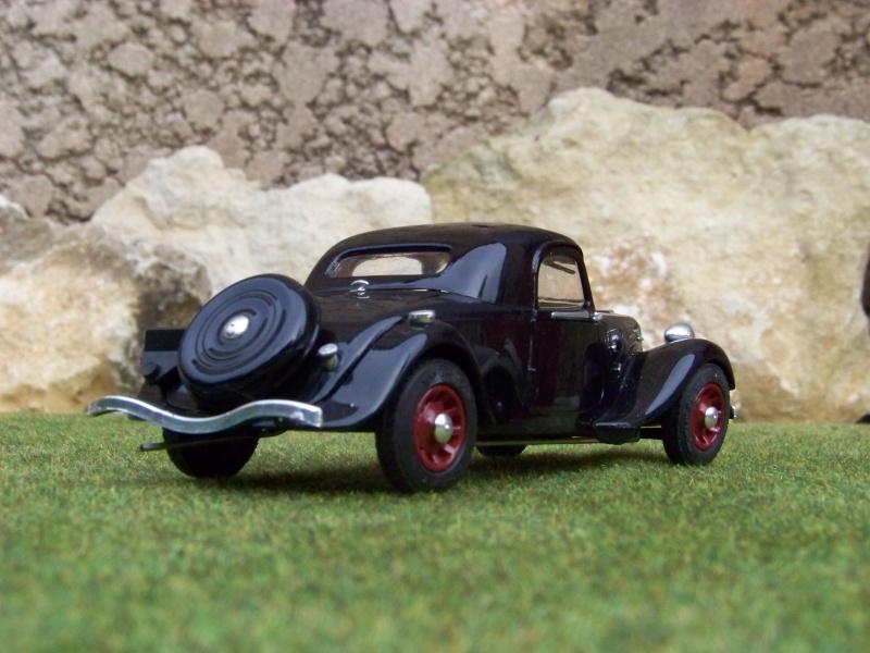 """Citroën 11 cv """"Traction avant"""" cabriolet et faux cabriolet 100_6521"""