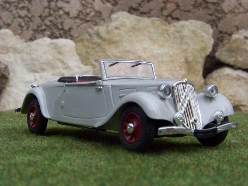 """Citroën 11 cv """"Traction avant"""" cabriolet et faux cabriolet 100_6522"""
