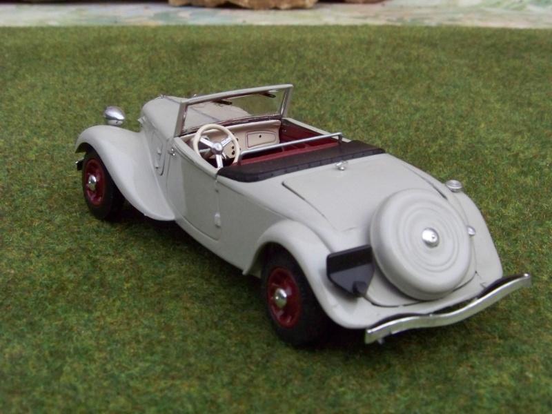 """Citroën 11 cv """"Traction avant"""" cabriolet et faux cabriolet 100_6523"""