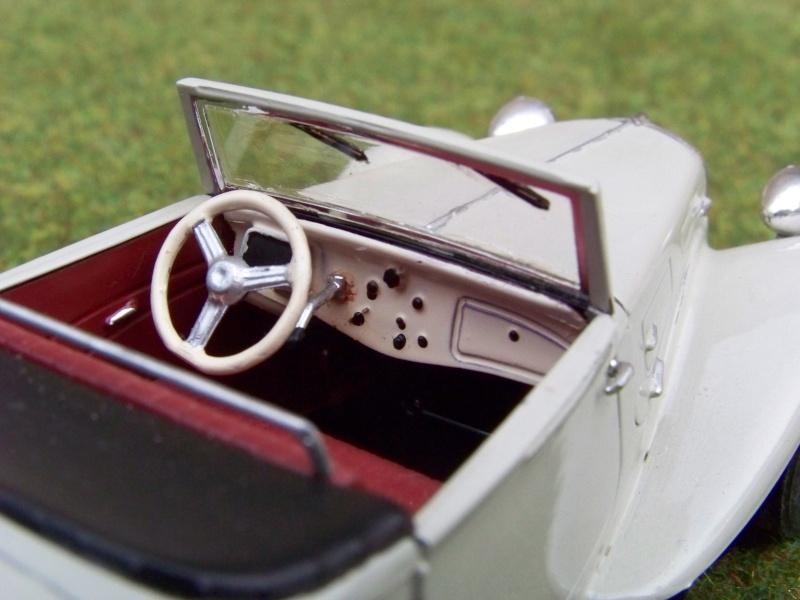 """Citroën 11 cv """"Traction avant"""" cabriolet et faux cabriolet 100_6524"""