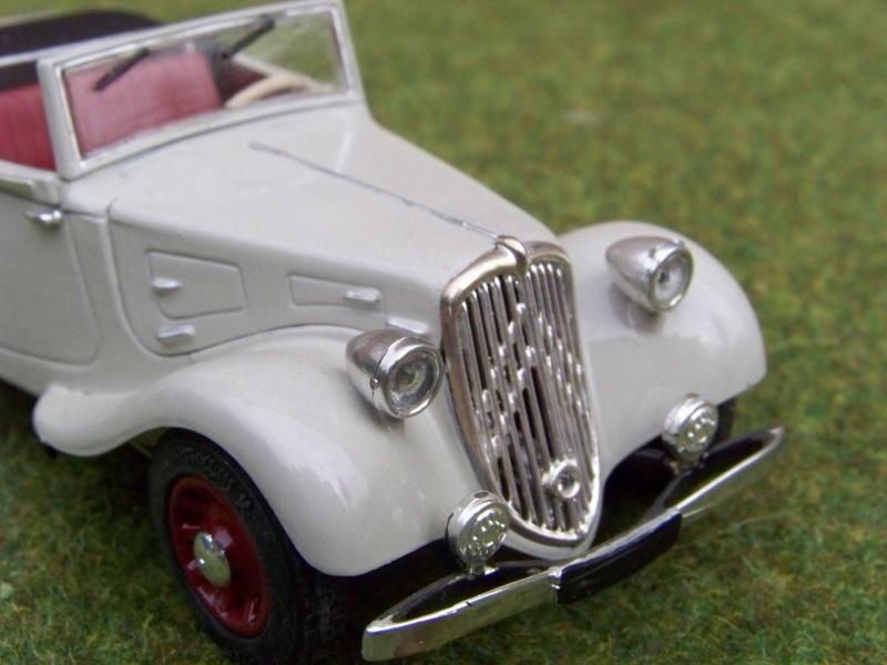 """Citroën 11 cv """"Traction avant"""" cabriolet et faux cabriolet 100_6528"""