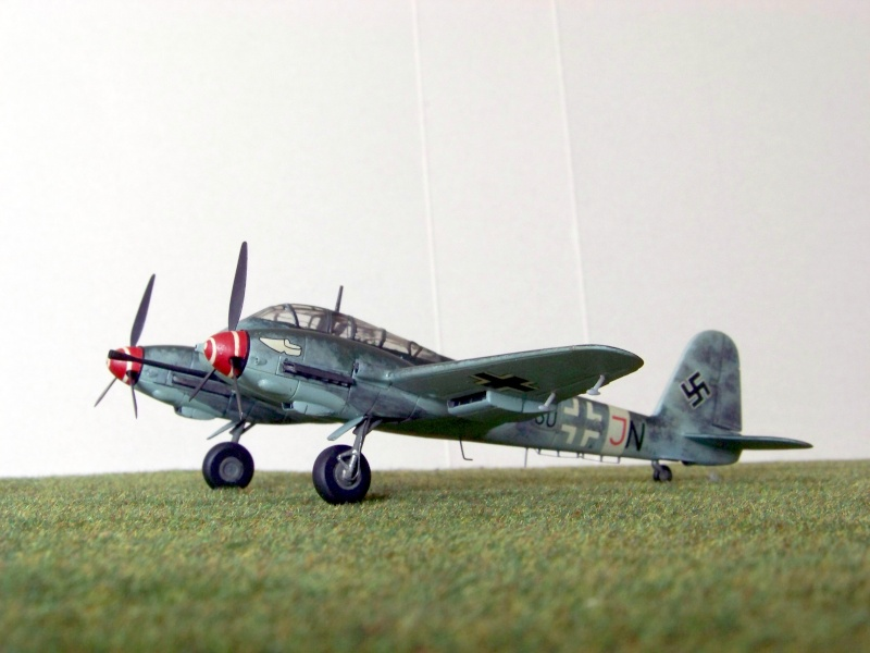 [Matchbox] Messerschmitt Me 410 A-1/U4 Hornisse 100_6610