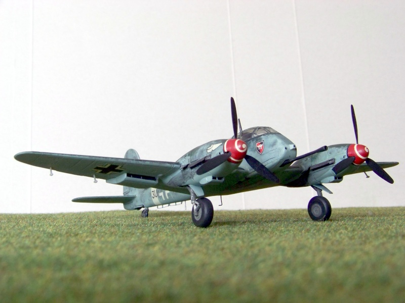 [Matchbox] Messerschmitt Me 410 A-1/U4 Hornisse 100_6611