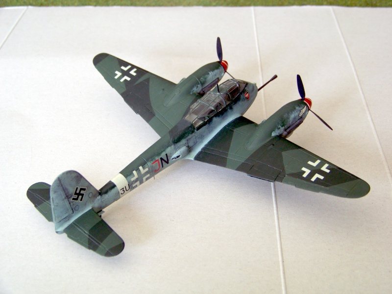 [Matchbox] Messerschmitt Me 410 A-1/U4 Hornisse 100_6615