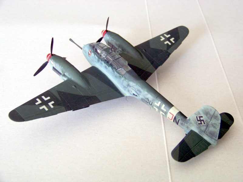 [Matchbox] Messerschmitt Me 410 A-1/U4 Hornisse 100_6616