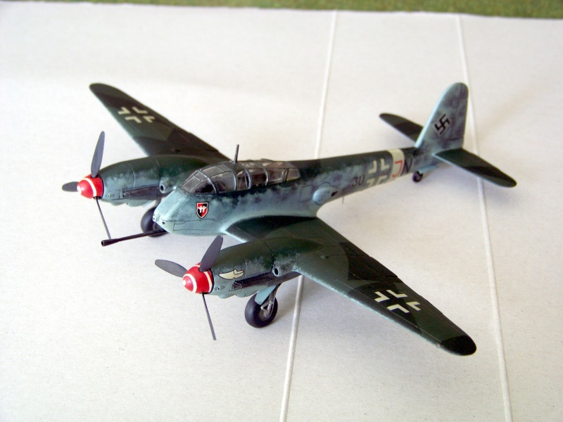[Matchbox] Messerschmitt Me 410 A-1/U4 Hornisse 100_6617