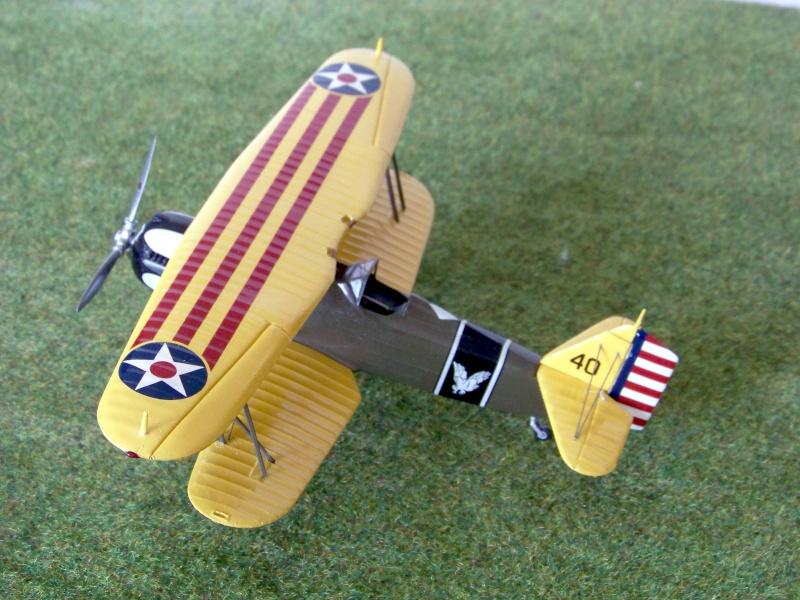 Lindberg - Curtiss P-6E Hawk, 1/48 100_6619