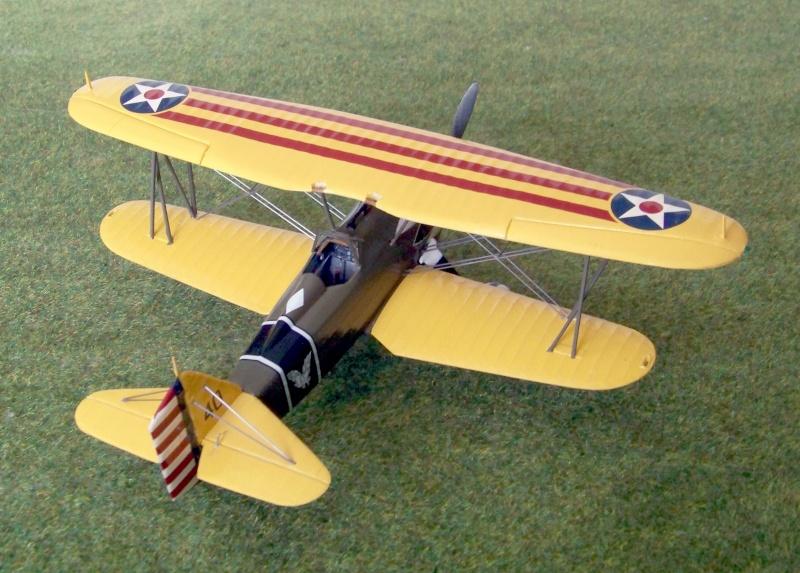 Lindberg - Curtiss P-6E Hawk, 1/48 100_6621
