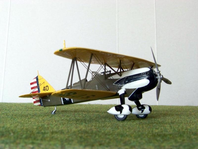 Lindberg - Curtiss P-6E Hawk, 1/48 100_6622