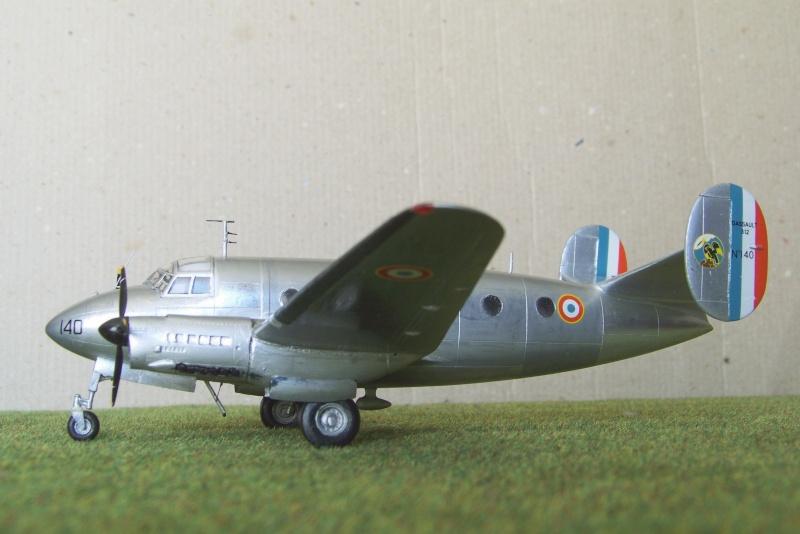 [Azur ] Dassault MD 312 Flamant II, 2007 100_6631