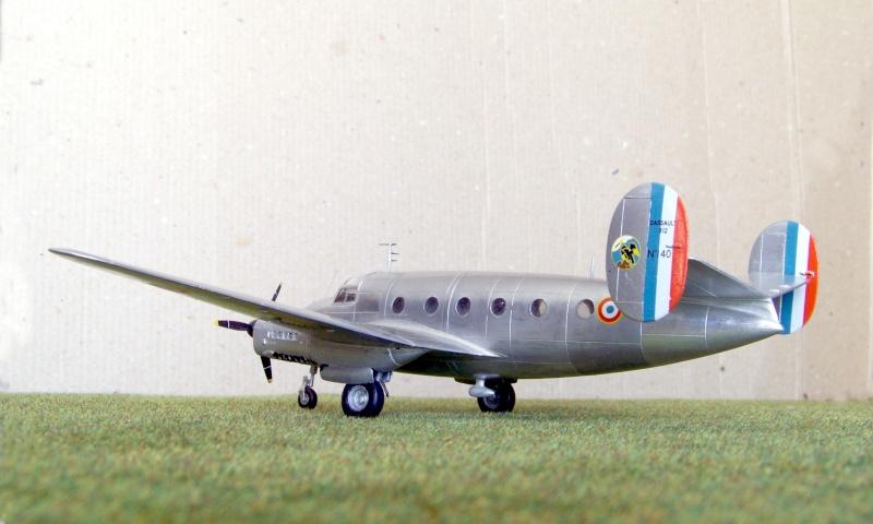 [Azur ] Dassault MD 312 Flamant II, 2007 100_6711