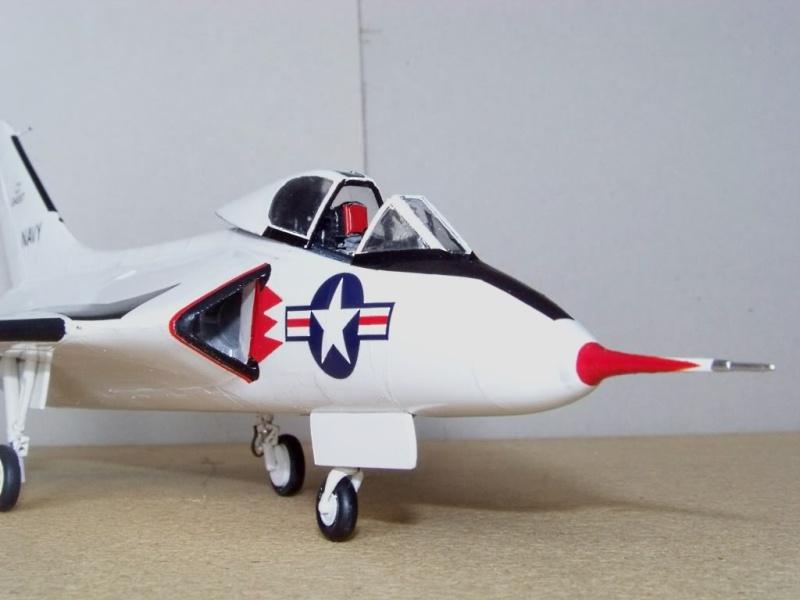 [Lindberg] - Douglas XF4D-1 Skyray, prototype No 2, 1/48 Dougla10