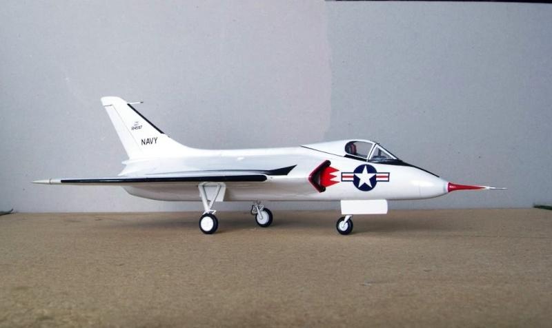 [Lindberg] - Douglas XF4D-1 Skyray, prototype No 2, 1/48 Dougla11