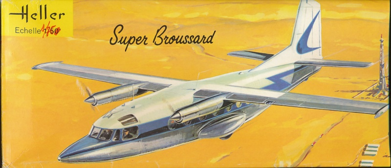 SNCAN N-260 Super Broussard Img_0021