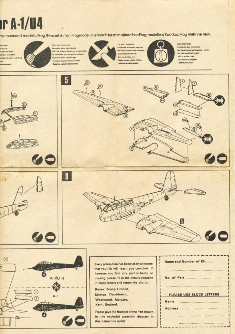 [FROG] messerschmitt 410 hornisse Img_0145