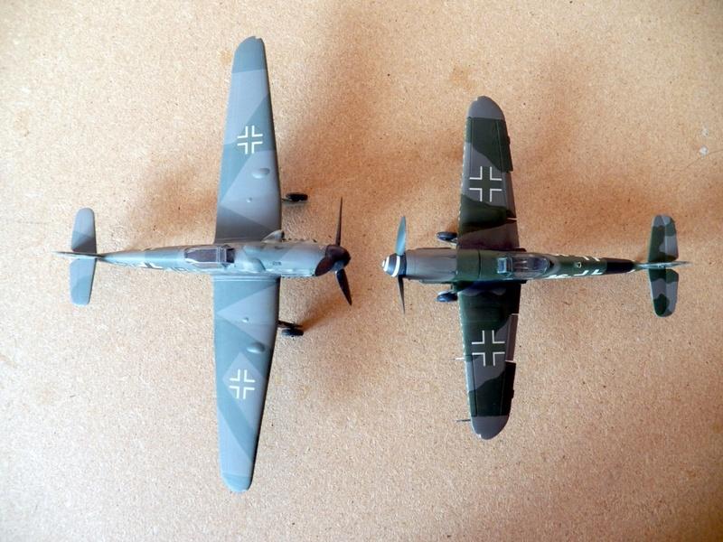 [Pegasus] Messerschmitt Bf 109 H V54 Messer78