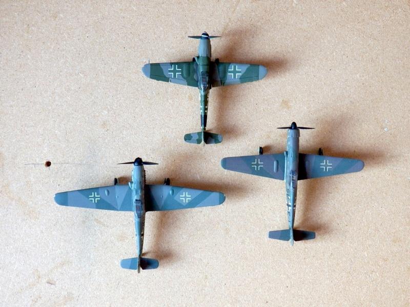 [Pegasus] Messerschmitt Bf 109 H V54 Messer79