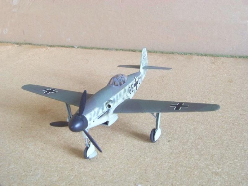 [Huma] Messerschmitt Me 309 V2 Messer82