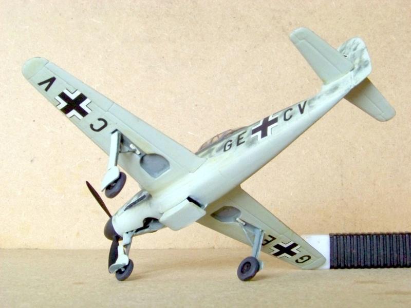 [Huma] Messerschmitt Me 309 V2 Messer83