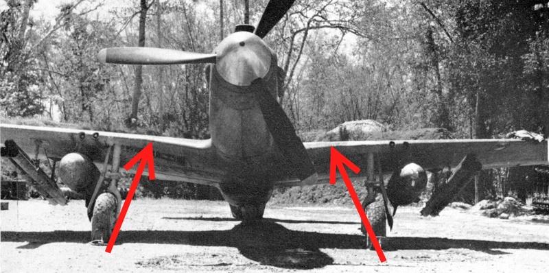 North American P-51B Mustang, Monogram, 1/48, 1999 North_25
