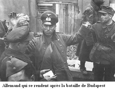 Bataille de Budapest - 29 déc 1944/13 fév 1945 75821110