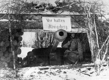 La bataille de Königsberg - 6/9 avril 1945 Allema10
