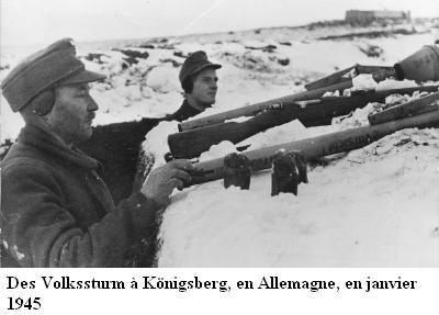 La bataille de Königsberg - 6/9 avril 1945 Allema15