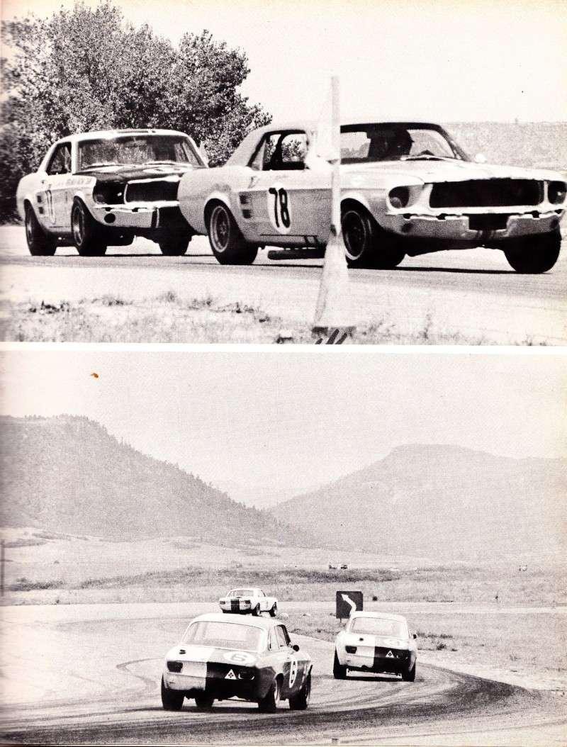 L'équipe de course Terlingua de Shelby-American en 1967 Sedanc11