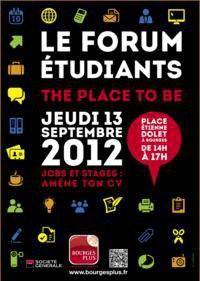 [13/09/12] Le Forum des Etudiants de Bourges ! 37662610