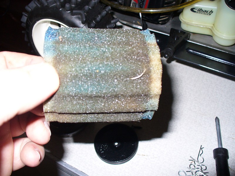 Autopsie de mon cylindre piston zen 26cc... Filtre11