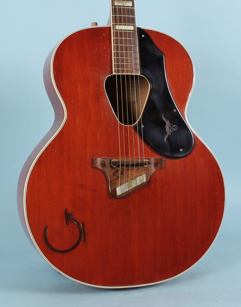 1967 GRETSCH RANCHER ACOUSTIC GUITAR Fofo_10