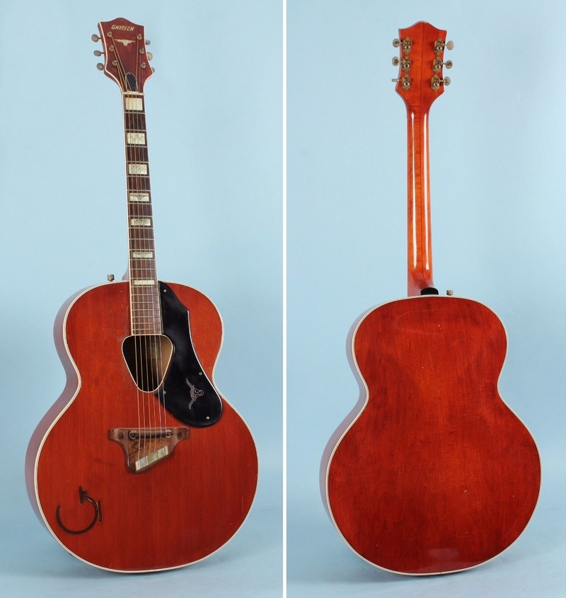 1967 GRETSCH RANCHER ACOUSTIC GUITAR Fofo_11