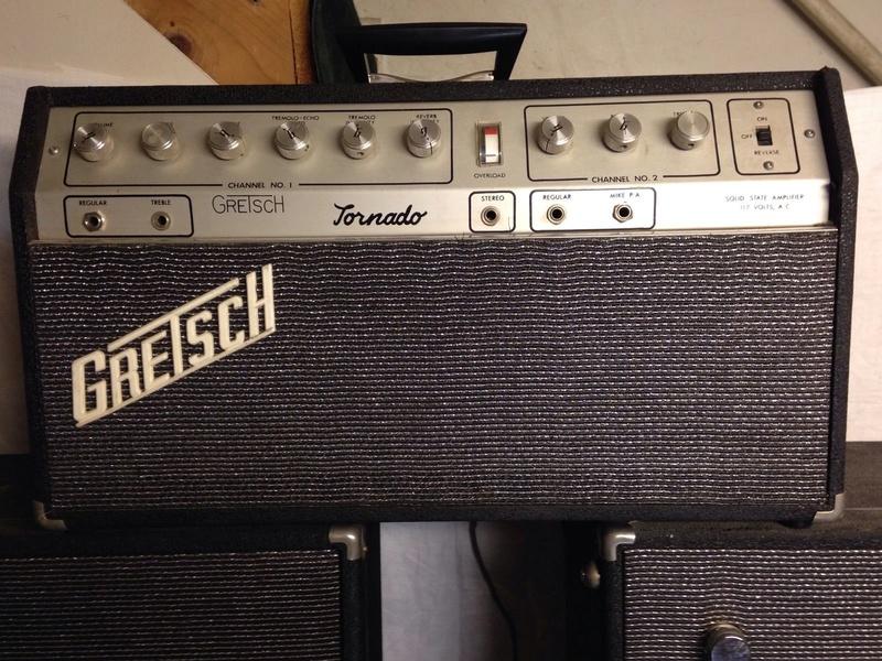 Gretsch Amp Tornado S-l16015