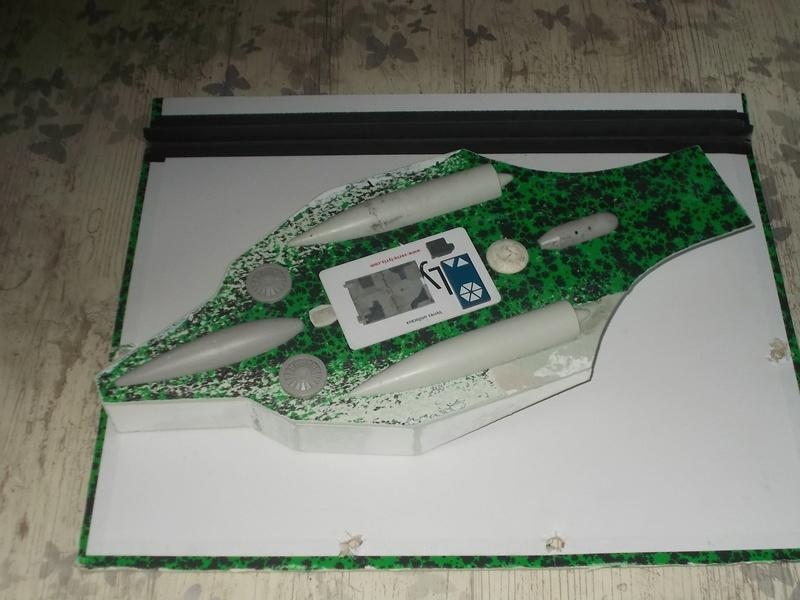 TESLA ANTIGRAV RACER Dscn5422