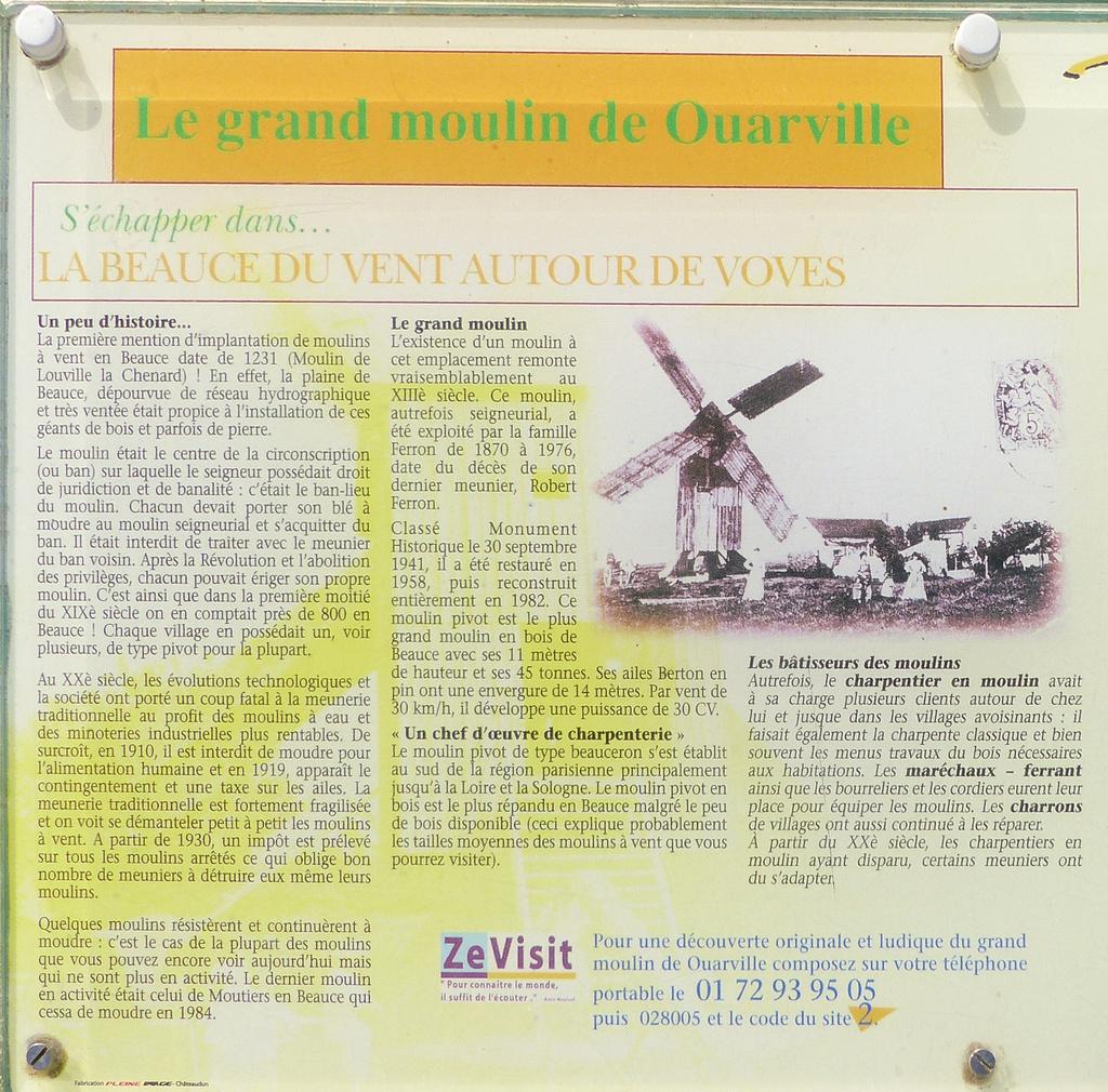Moulin de Ouarville P1280415