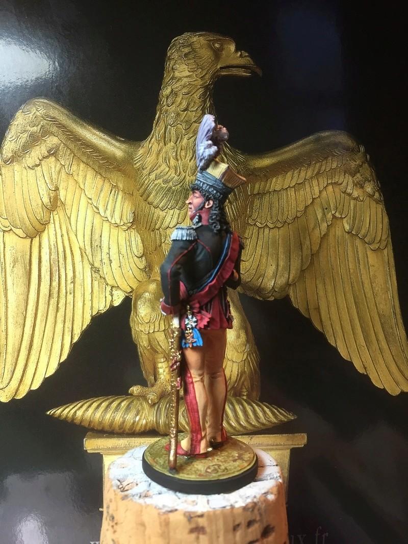 Murat en tenue de colonel des chevau-légers de sa garde. Murat113
