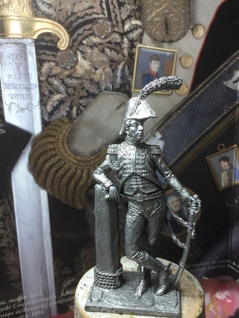 Murat en tenue de colonel des chevau-légers de sa garde. Off_ma10