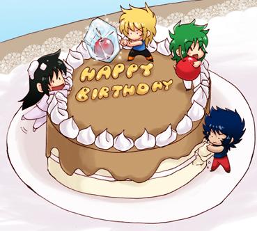 Joyeux anniversaire, Sisyphe ! Happy10