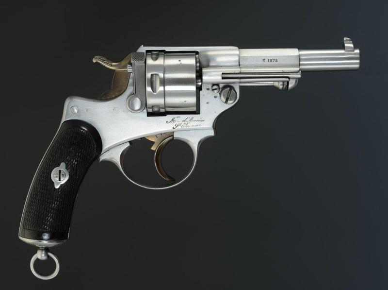 Revolver Réglementaire français modèle 1873 Img_1119