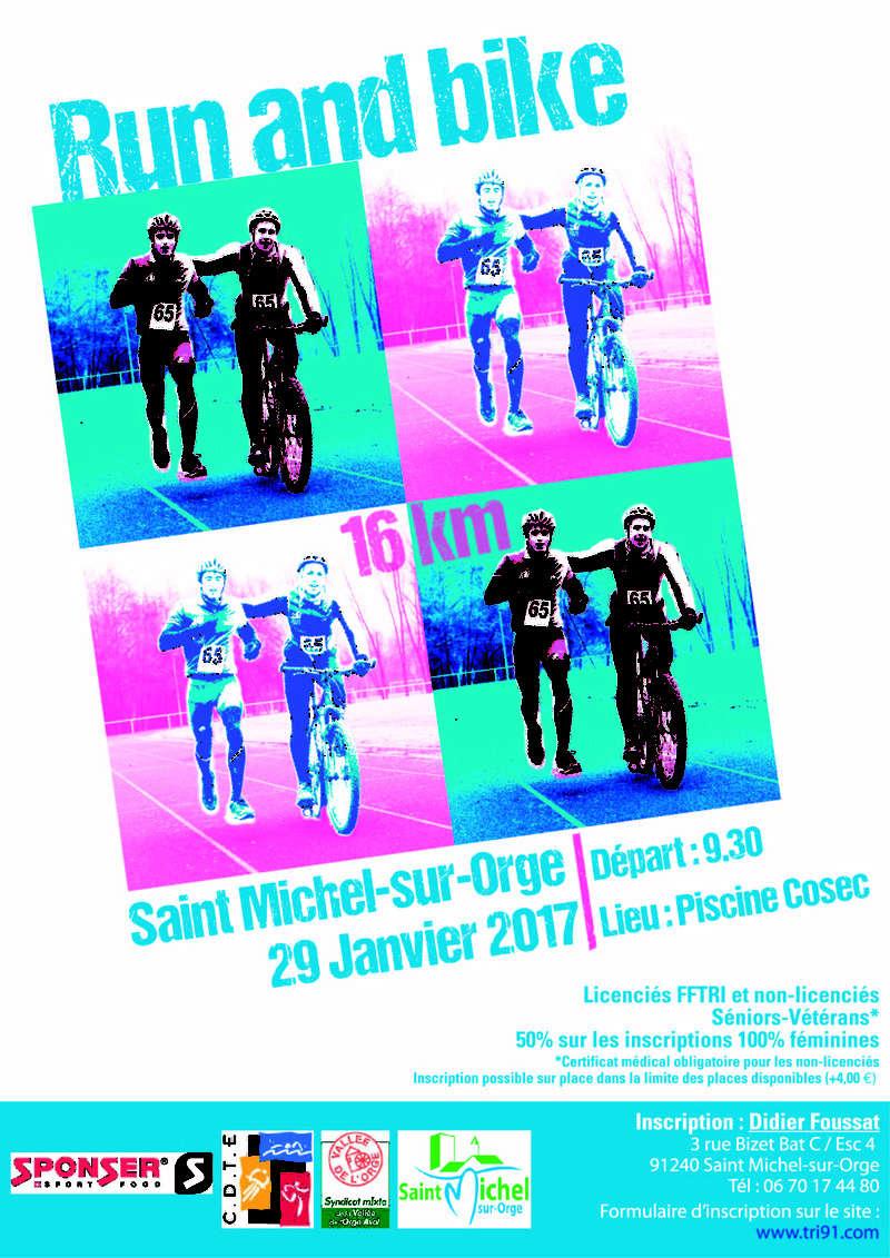 Bike & Run St Michel sur Orge - 29/01/17!! 20161111