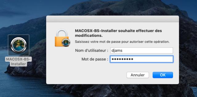 [résolu] Problème upgrade Catalina vers BS avec MACOSX-BS-Installer / OC 1010