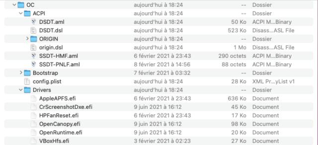 ( RESOLU) OpenCore-Patcher / erreur . 116