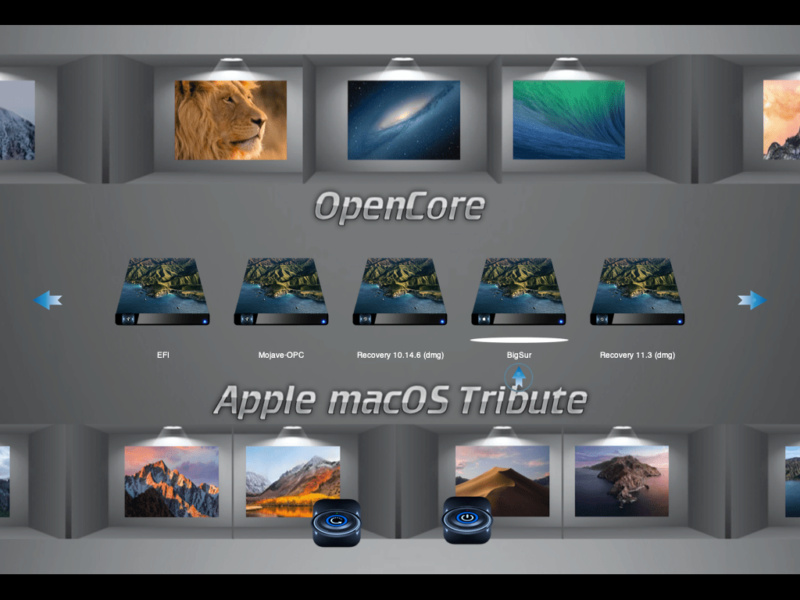 OpenCore Wall Paper Destop Background 27203810