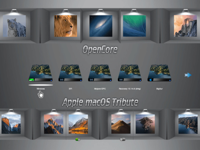 OpenCore Wall Paper Destop Background 28103310