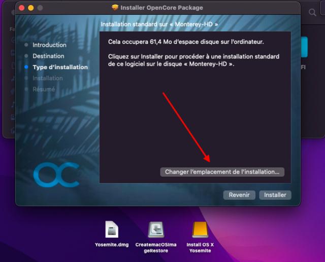 Create macOS Image Restore 3110