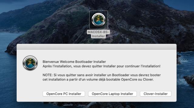 [résolu] Problème upgrade Catalina vers BS avec MACOSX-BS-Installer / OC 510
