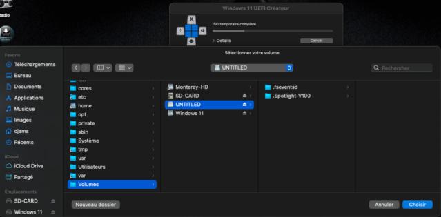 Windows-11 UEFI Créateur  Capt1117