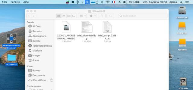 Windows-11 UEFI Créateur  Capt1132