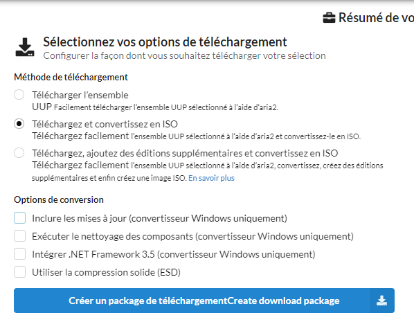 Windows-11 UEFI Créateur  Capt1138