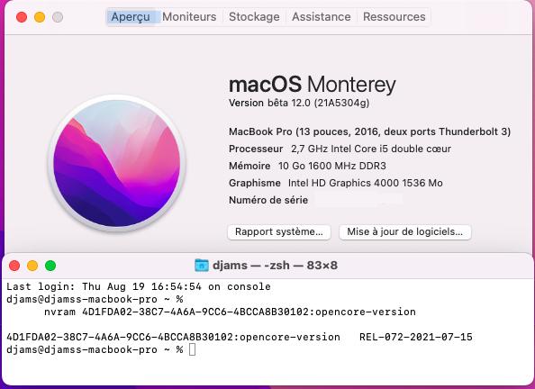 macOS Monterey 12.0 / 12.1 / 12.2 / 12.3 / 12.4 / 12.5 / 12.6 Beta - Page 7 Capt1160